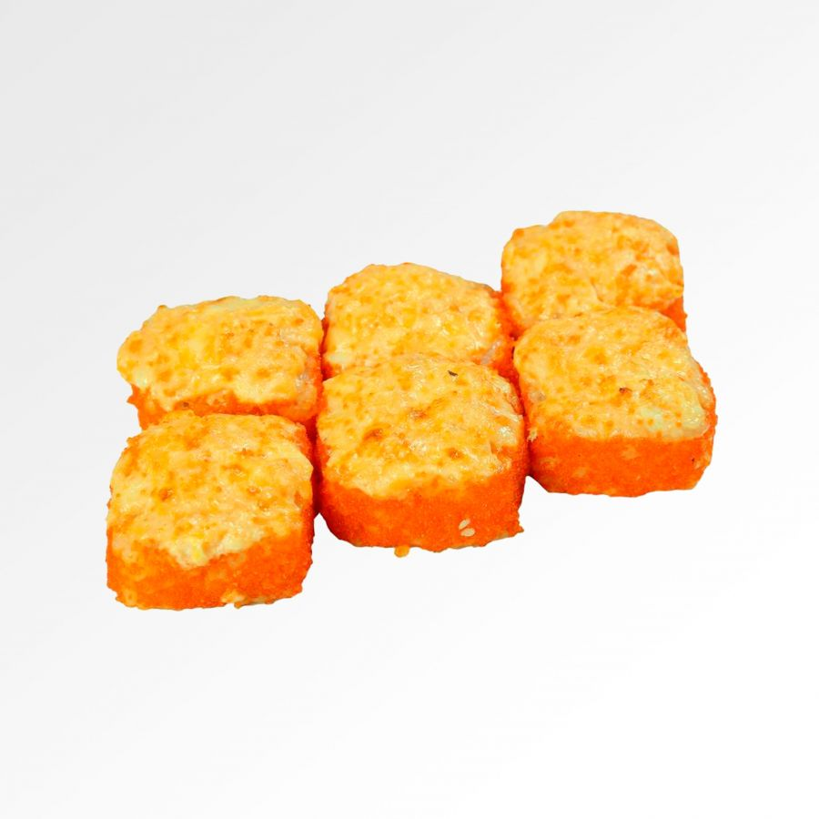 Orange маки